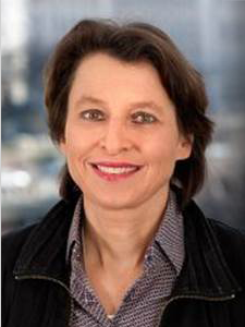 Portrait von Prof. Dr. Corina Caduff